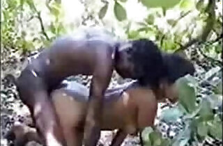 Indian Orgy N Woods.  xxx porn