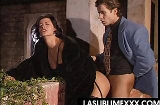 Scopata sul terrazzo! Vintage Italiano.  xxx porn