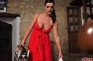 Spanish Mom Carla Pons at Saboom.  xxx porn