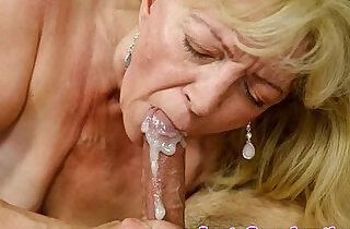Saggytit grandma fucked passionately.  xxx porn