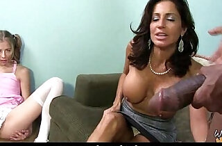 Monster cock bangs my moms white pussy.  pussycats   xxx porn