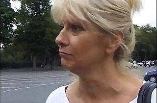 My french Anal Granny.  xxx porn