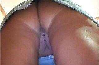 Nice upskirt in supermarket NO PANTIES.  xxx porn