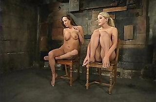 Lacie Heart and Sasha Sparks BDSM.  xxx porn
