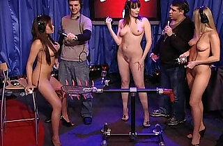 Sybian Harmony,Dana Dearmond,Annie Cruz.  xxx porn