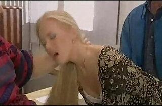 Krystina Lion Threesome DP.  xxx porn