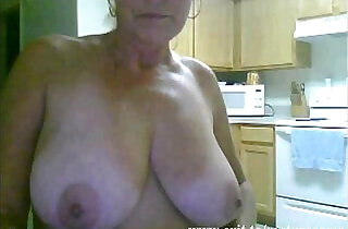 Solo of sex addicted Granny from Australia.  xxx porn