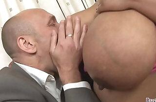 Big Tits Shanice Richards Gets Slammed.  xxx porn