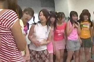 japanese schoolgirls attacked teachers.  xxx porn