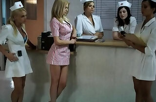 Nurses in Trailer HD.  xxx porn