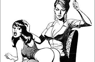 Girl girl catfight tribbing bondage spanking lesbian femdom fetish bdsm wrestling fight art.  hornylesbo  ,  mistresses  ,  sapphic erotica  ,  spanked   xxx porn