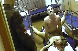 Whore in russian army..  xxx porn