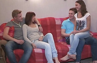 Young Sex Parties Calling a friend for a sex party Kristina, Foxy Di.  young-old   xxx porn