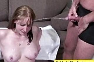 Watersports fetish slut piss drench.  xxx porn