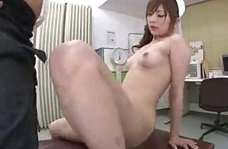 Beautiful Miku Airi Asian nurse.  xxx porn