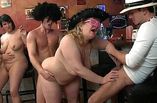 Wild bbw group sex orgy.  xxx porn