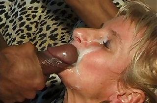 SpermAnneke Bukkake Gangbang cum orgie.  xxx porn
