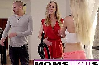 Moms Teach Sex Big tit mom catches daughter.  tits   xxx porn
