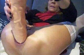 extreme anal plug and orgasm.  xxx porn