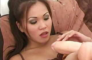 asian with her toy.  xxx porn