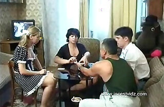 Family Card Games.  xxx porn