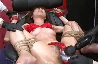 Japanese Bondage Sex Extreme BDSM Punishment of Asari Pt..  xxx porn