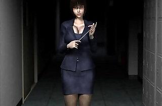 Umemaro 3D Game of Dissolute Omega.  xxx porn