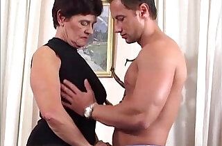 German granny is not too old for fucking.  xxx porn