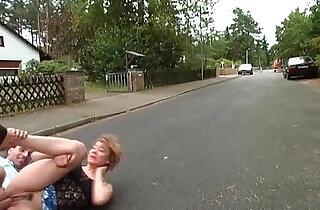 Amazing public sex on the street by very.  xxx porn
