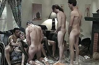 Classic Gangbang.  xxx porn