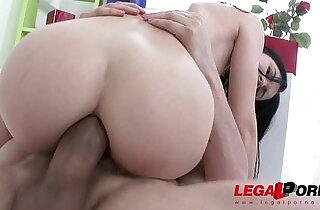 Hot slut Crystal Greenvelle gangbang with studs and cum swallows.  xxx porn