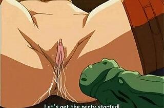 Toad Demon.  xxx porn