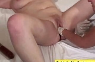 Watch nasty fetish hoe get fisted.  piss   xxx porn