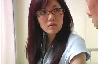 Cute Sexy Teacher Tsukasa Minami JAV.  xxx porn