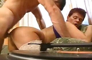 Hung Stud Nails Dirty Granny.  xxx porn