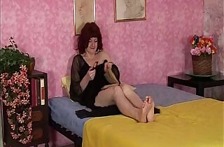 Old and Young Anal sex with Hairy Granny.  xxx porn