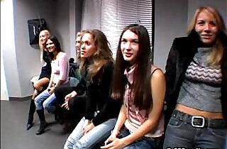 russian fashion models Svetlana and Rita fuck for money.  xxx porn