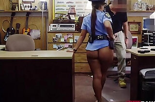 Babe in a police uniform banged up her tight butt on xxxpawn..  xxx porn