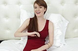 10대 아시아인: TeensDoPorn Busty Red Head Abbey Rains Porn Casting