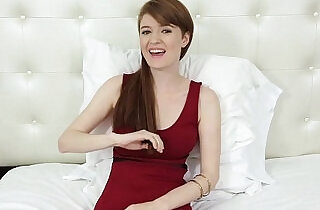 مراهقات: TeensDoPorn Busty Red Head Abbey Rains Porn Casting