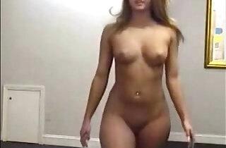 Super girl naked gymnastics.  xxx porn