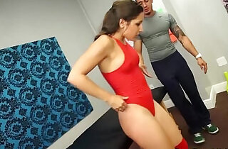 flexi Bella Danger sex gymnastic.  xxx porn