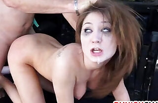 Jojo Kiss is learns what happens when you do not ask first.  xxx porn