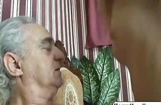 Horny dick and gets fuck a younger slutty babe hi.  young-old   xxx porn