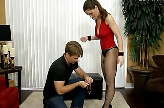 Busty model cum in asshole.  xxx porn