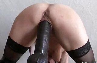 Extreme monster dildo fucking orgasms.  xxx porn