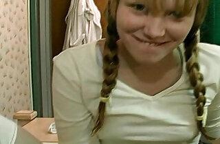 Teen Kitty Marie Casting.  xxx porn