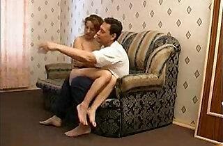 Father convinces daughter.  xxx porn