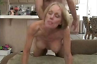 Son creampie to mom in hotel.  xxx porn