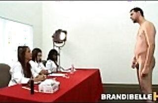 Teens Examine Cock Fuck Brandi Belle.  xxx porn